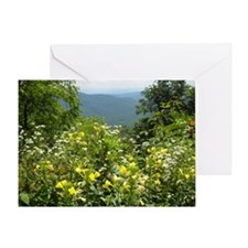 WNC Blue Ridge Parkway Note Card
