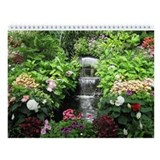12 Month Flowers &amp;amp; Gardens Wall Calendar