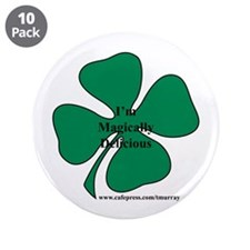 "St. Patrick's Day 3.5"" Button (10 pack)"