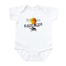MORE Flight Nurse Infant Bodysuit