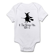 If the Broom Fits Infant Bodysuit