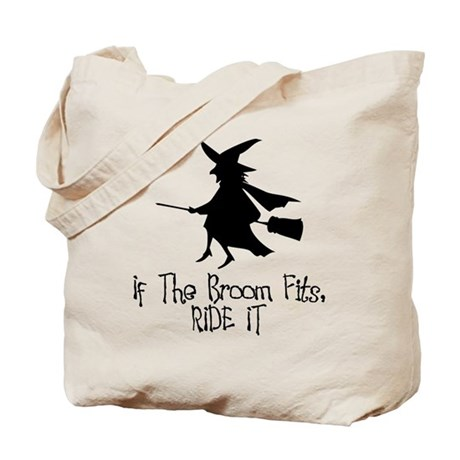 If the Broom Fits Tote Bag