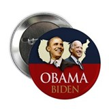 "Obama/Biden USA-1 2.25"" Button (10 pack)"