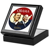Obama/Biden USA-2 Keepsake Box