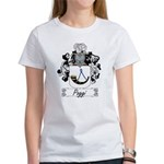 Poggi Family Crest Women's T-Shirt