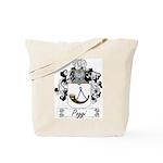 Poggi Family Crest Tote Bag