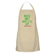 Burn My Witch Up BBQ Apron