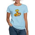 Thanksgiving Harvest Women's Light T-Shirt
