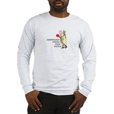 Message from the Pope - Long Sleeve T-Shirt
