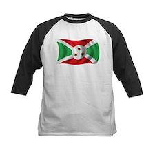 Wavy Burundi Flag Tee