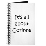 Funny Corinne Journal