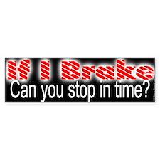 Tail-gating Bumper Sticker (10 pk)