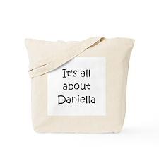 Cute Daniella's Tote Bag