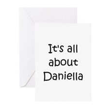 Daniella's Greeting Cards (Pk of 20)