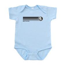 Beethoven Infant Bodysuit