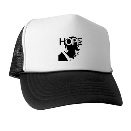 HOPE Obama Trucker Hat