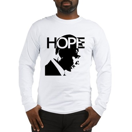 HOPE Obama Long Sleeve T-Shirt