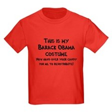 Barack Obama Halloween Costume T