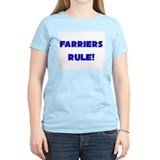 Farriers Rule! T-Shirt