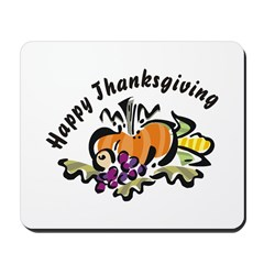 Thanksgiving Day Mousepad