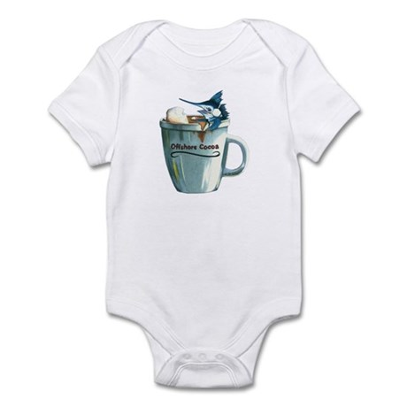 Offshore Cocoa Infant Bodysuit