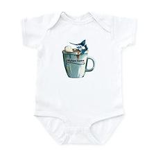 Offshore Cocoa Infant Bodysuit