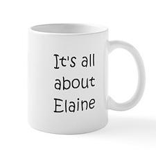 Cute Elaine Mug