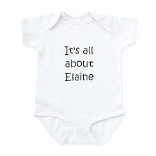 Unique Elaine Infant Bodysuit