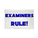 Examiners Rule! Rectangle Magnet (10 pack)