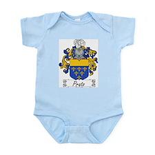 Prato Family Crest Infant Creeper