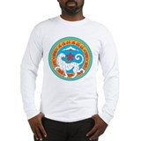 Almaty Coat of Arms Long Sleeve T-Shirt