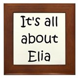 Elias Framed Tile