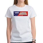 Wallstreet & Greed Women's T-Shirt