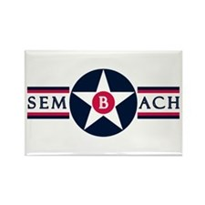 Sembach Air Base Rectangle Magnet
