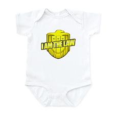 I AM THE LAW: Judge Dredd Infant Bodysuit