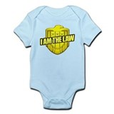 I AM THE LAW: Judge Dredd Onesie