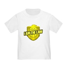 I AM THE LAW: Judge Dredd T