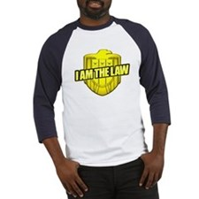 I AM THE LAW: Judge Dredd Baseball Jersey