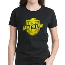 I AM THE LAW: Judge Dredd Tee