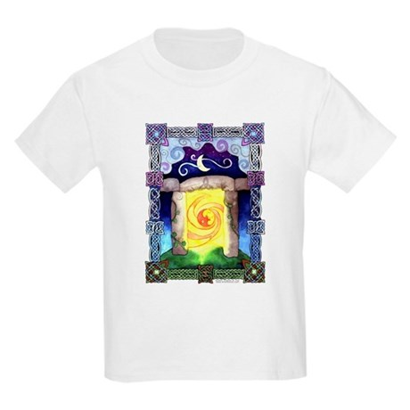 Celtic Doorway Kids T-Shirt
