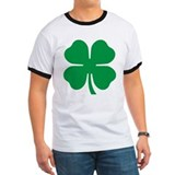 Four Leaf Clover T