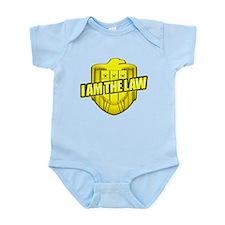 I AM THE LAW Infant Bodysuit