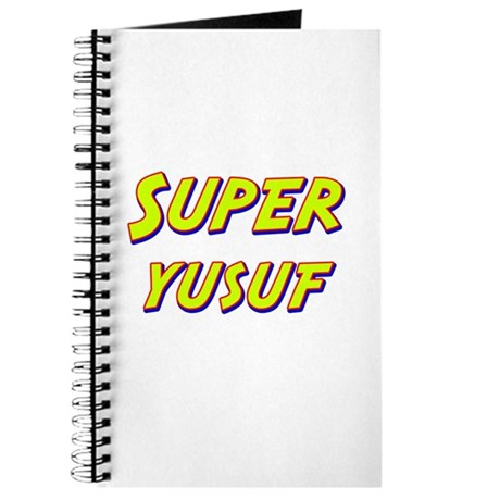 Super yusuf Journal