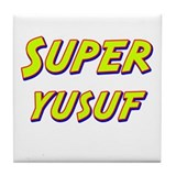 Super yusuf Tile Coaster