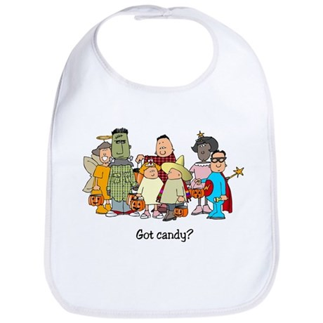 Got Candy? Bib
