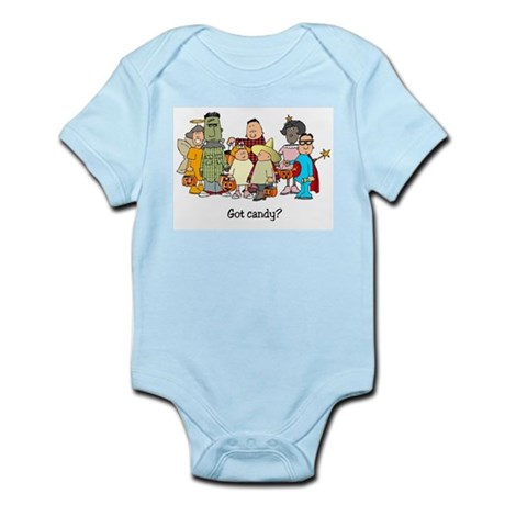 Got Candy? Infant Bodysuit