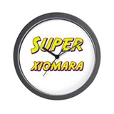 Super xiomara Wall Clock