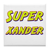 Super xander Tile Coaster