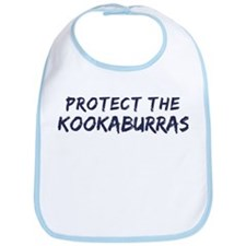 Protect the Kookaburras Bib