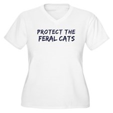 Protect the Feral Cats T-Shirt